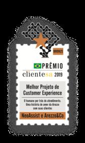 Prêmio ClienteSA 2019