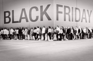 Atendimento na Black Friday