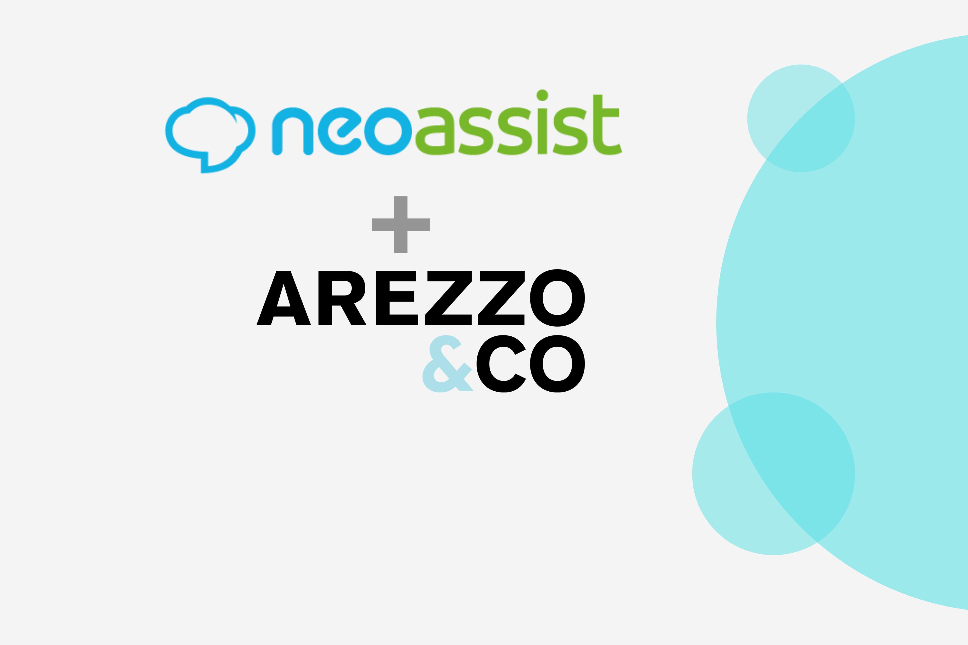Arezzo&Co + NeoAssist = match de sucesso!