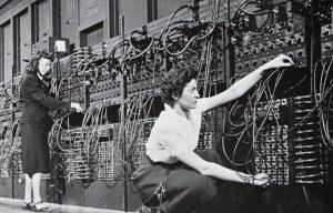 História das mulheres na tecnologia